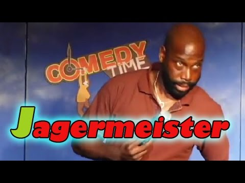Jagermeister - Comedy Time