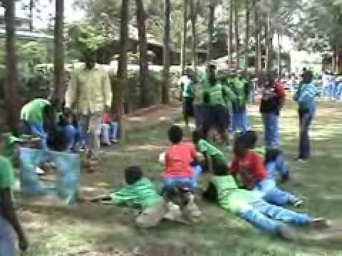 Kengele poor and rich slum children meet