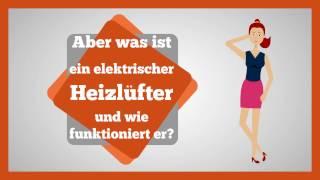 Was ist ein elektrischer Heizlüfter und wie funktioniert er? Hier erfährst du es!