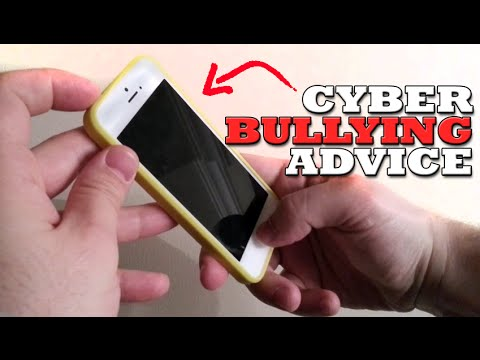 How To Deal With Cyber Bullying & Harassment