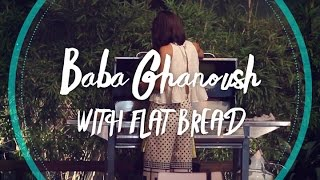 Baba Ghanoush with Flatbread