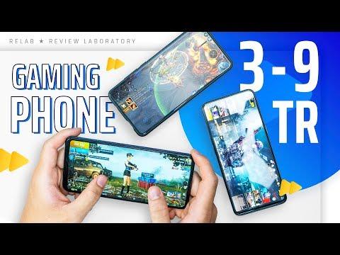 Top điện thoại GAMING tốt nhất từ 3 đến 9 triệu 2020
