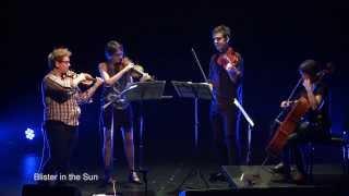 Zephyr Quartet: Blister In The Sun - Violent Femmes