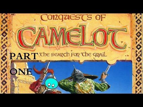 Let's Play: Conquests of Camelot (Amiga) 01