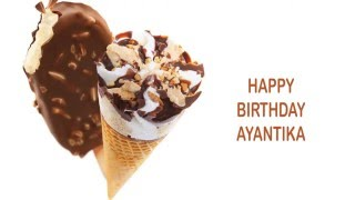 Ayantika   Ice Cream & Helado