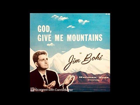 He Giveth More Grace - Jim Bohi (1965)