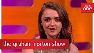 Maisie Williams' 'Kill List' - The Graham Norton Show - BBC One
