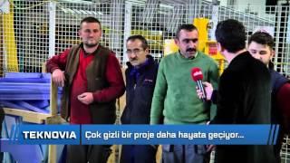 Prof. Dr. Ahmet Koyun'dan Çok Gizli Bir  Proje Daha - Teknovia