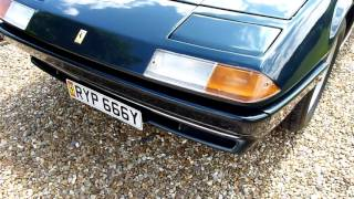 Video Review of 1983 Ferrari 400i Auto Silverstone Auctions