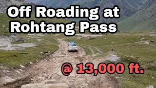 Why Tata Safari Storme 4x4 Is A Capable Off Roader