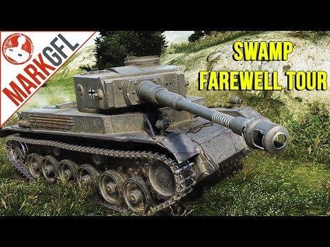 VK 30.01(P) - No More Swamp for World of Tanks!