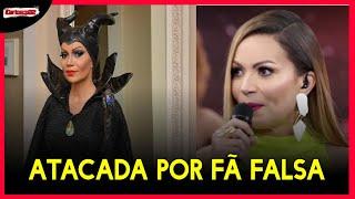 Solange Almeida Se Revolta com Fã após ser criticada e Expõe tudo na web