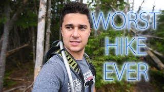 Hiking Street and Nye Adirondacks-(Most annoying hike ever)