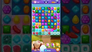 Candy Crush FRIENDS Saga level 134 no boosters