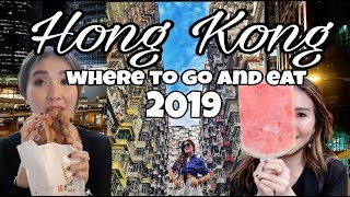 Download Video Hong Kong Where to EAT and What to DO 2019 MP3 3GP MP4