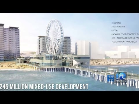 Major redevelopment proposed for Virginia Beach Oceanfront