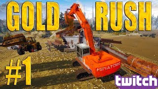 Gold Rush - Pre-Alpha Extended Playthorugh! Part 1