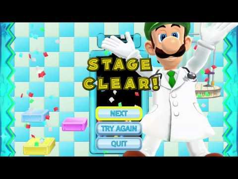 Dr. Luigi Playthrough Part 1