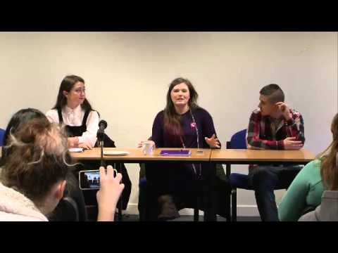 Independence Debate at Ayrshire College