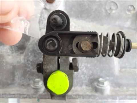 Toyota Sienna Shift Cable The Easiest Way To Repair