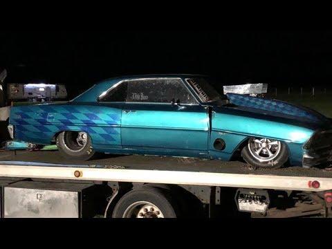 Street Outlaws Memphis Wreck – Street Race Talk Episode 180