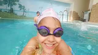 Обучение плаванию в бассейне Кристалл