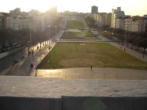 Alameda D. Afonso Henriques - Lisboa, Portugal