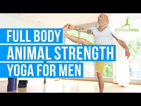 full-body-animal-strength-yoga-for-men-|-day-8-|-men's-30-day-yoga-challenge