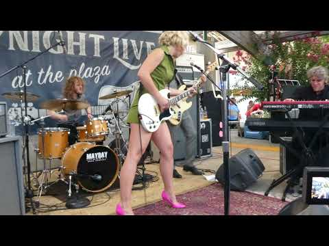 No Angels - Samantha Fish Live @ Friday Night Concert Series Cloverdale, CA 8-31-18
