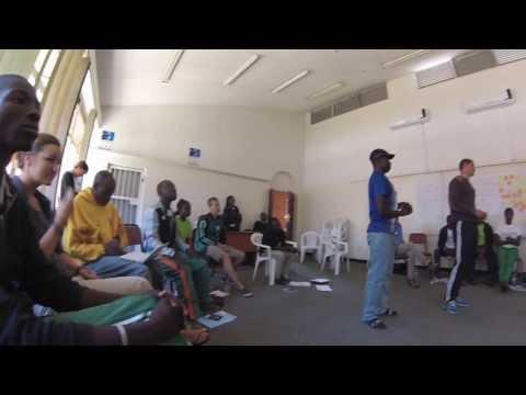YSEP General Orientation in Lusaka, Zambia