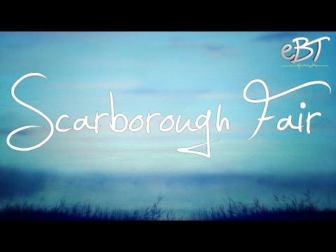 Scarborough Fair - Backing Track in E Minor, 110 BPM [CHORDS & LYRICS]