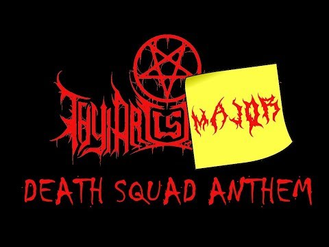 Matthew Kiichichaos Heafy I Trivium I Thy Art Is Murder - Death Squad Anthem I Acoustic Cover