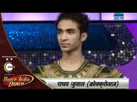 Dance India Dance Season 3 Feb. 19 '12 - Raghav, Sneha & Neerav