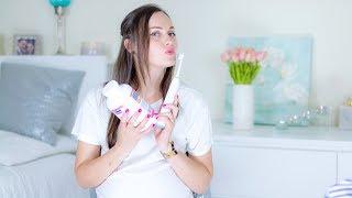 видео Как правильно ухаживать за собой во время беременности?