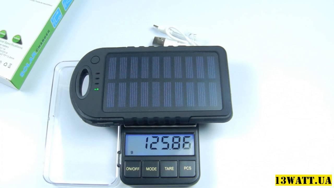 Купить недорого. Обзор и тестирование Power bank с LED фонариком .