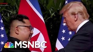 U.S. Treasury Or NK Dictator Kim Jong Un: Who Will Trump Side With This Time? | Deadline | MSNBC