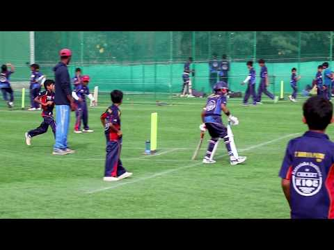 Karnataka Institute of Cricket - KIOC anthem in Kannada