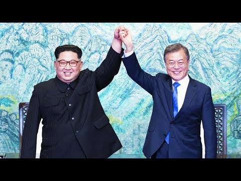HISTORIC: North And South Korea Reach Peace Deal