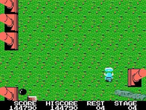 MSX Knightmare Long Play / 魔城伝説