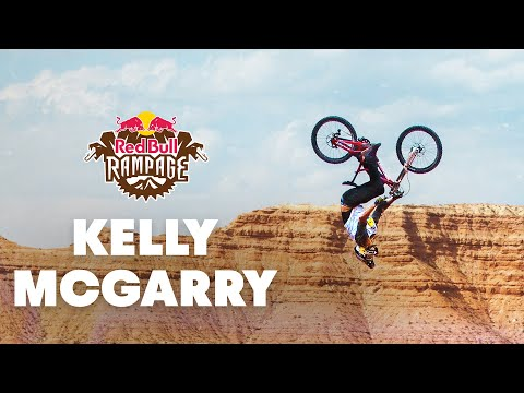 Red Bull Rampage 2015: Kelly McGarry's Historic Canyon Gap Backflip