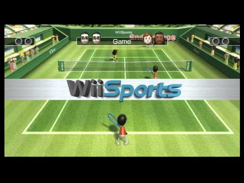 Let 39 s play wii sports tennis doovi - Wii sports resort table tennis cheats ...