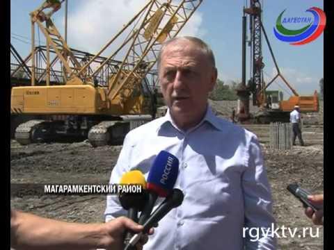 В Дагестане через