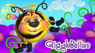 Bumble Bee Song - ABC Song for Kids & Learn Colors for Children