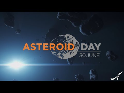 Aerojet Rocketdyne Celebrates Asteroid Day