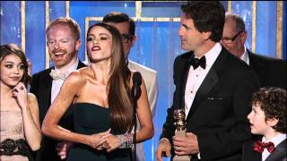 Modern Family Wins Best TV Series Comedy