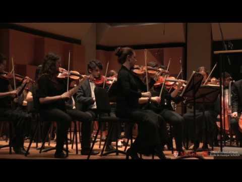 Mendelssohn: A Midsummer Night's Dream ; McGill Symphony Orchestra ; Hauser, Vallée.