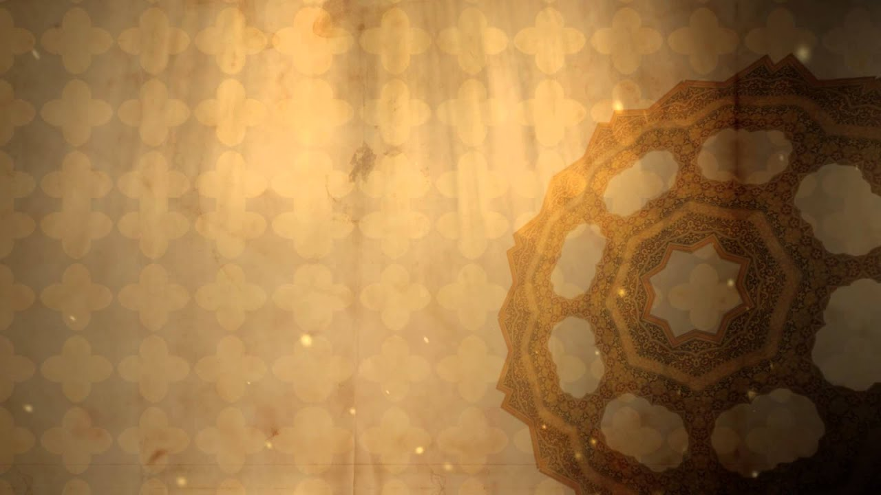 Free Islamic Stock Footage Background
