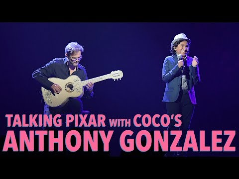 Talking Pixar with COCO