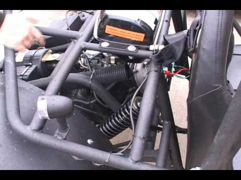 110cc Atv Wiring Chinese Go Kart Maintenance Video Youtube
