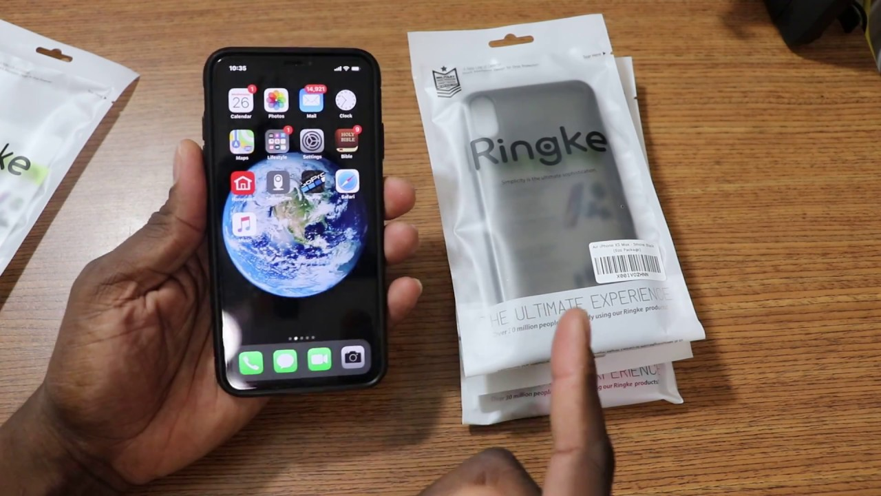 low priced adbdc 4c684 iPhone XS Max | Ringke Case line up